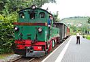 Der Lösnitzdackel - Die Radebeuler Schmalspurbahn